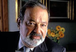 Carlos Slim, l'uomo più ricco del mondo.