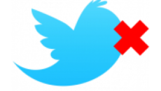 Twitter censurato
