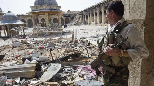 Assad e l'Isil