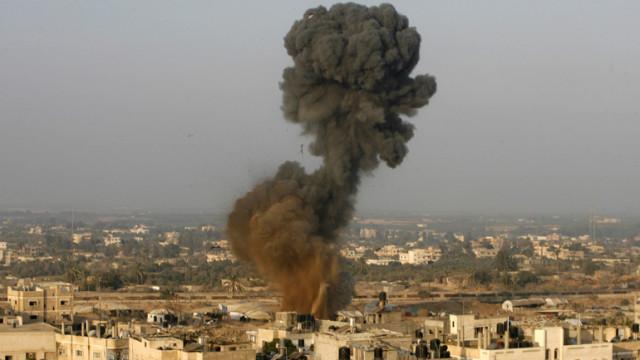 Incursioni mirate su Gaza