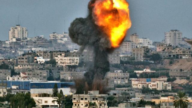 Armi in Medio Oriente