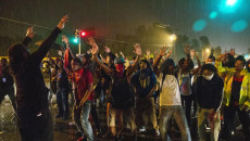 Neri d'America e i disordini di Ferguson.