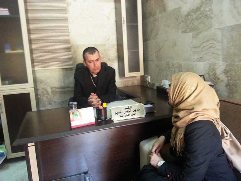 cristiani iraq