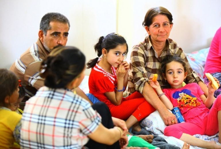 Profughi iracheni