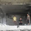 Gaza quartieri distrutti