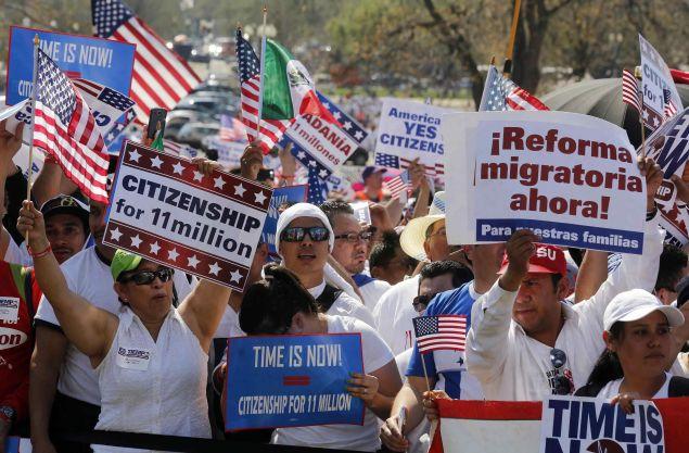Barack Obama e gli immigrati