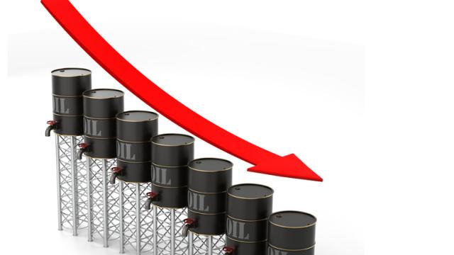 Calo del petrolio