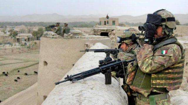 soldati in siria