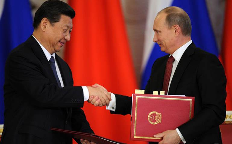 Il gas di Putin alla Cina