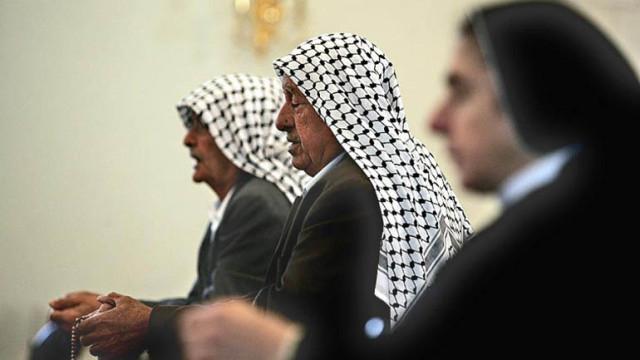 Palestina e Papa