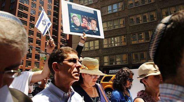 Netanyahu e gli studenti rapiti